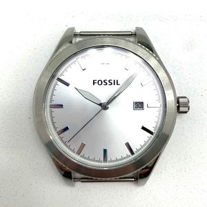 Fossil-Mens's Stainless Steel Watch